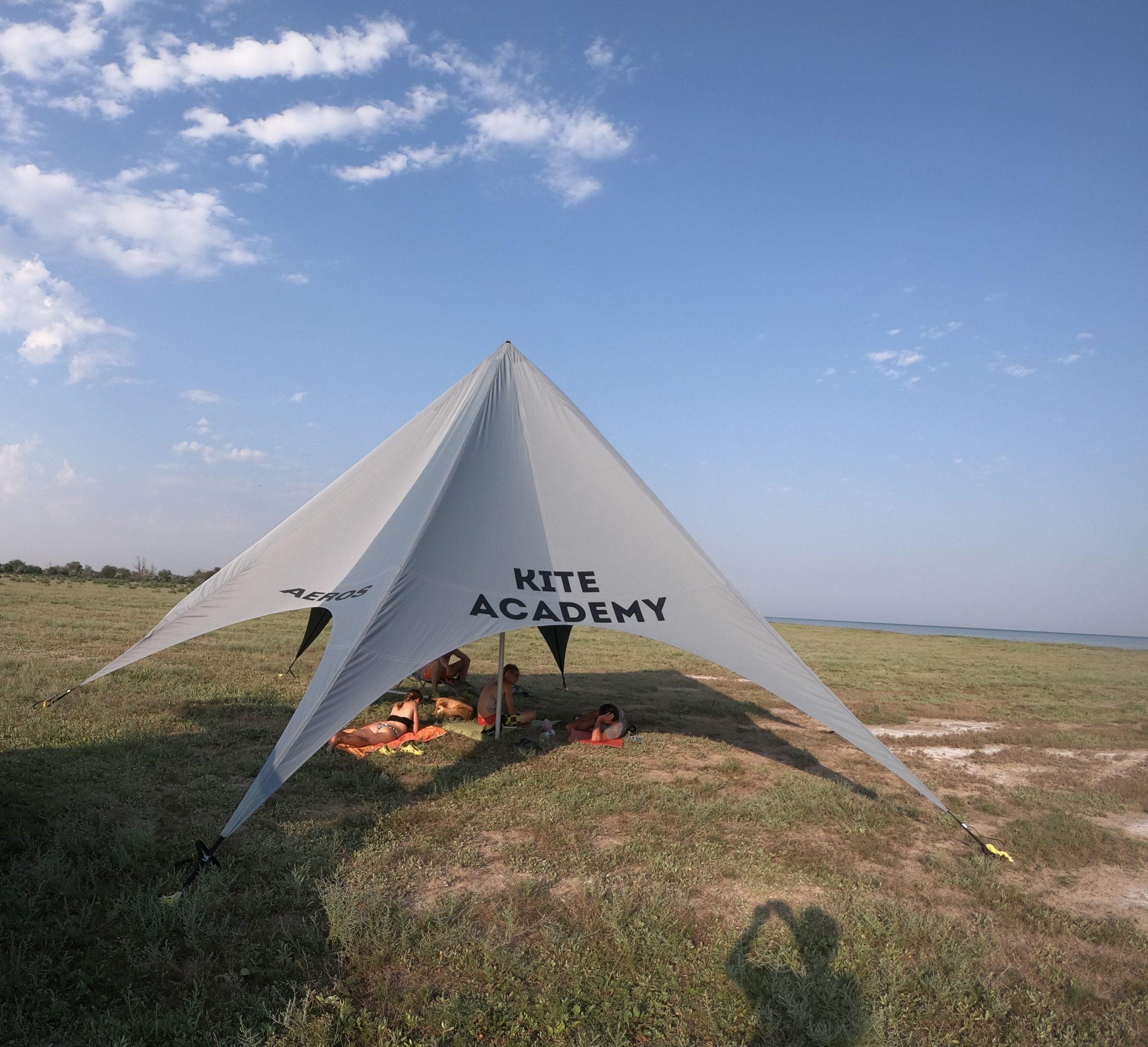 Палатка - Медуза Аерос